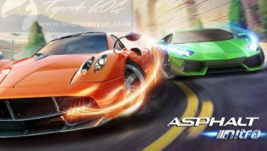 Photo of Asphalt Nitro Hileli Apk